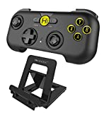 Hi-SHOCK Game Controller 'Black Widow' | Android Gamepad für Smartphone, Tablet, VR Gear...