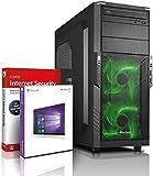 DirectX 12 Gaming-PC Computer i7 950 4x3.33 GHz Turbo - GeForce...
