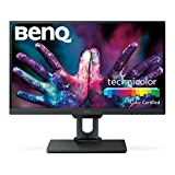 BenQ PD2500Q 63,5 cm (25 Zoll) Monitor (2K Designer, 2560 x 1440...