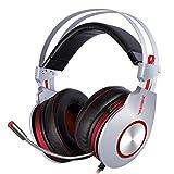 Gaming Headset,XIBERIA K5 USB Headset,Komfortable Kopfhörer,...
