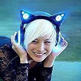 Axent tragen–Katze Ohr Kopfhörer mit Lautsprecher