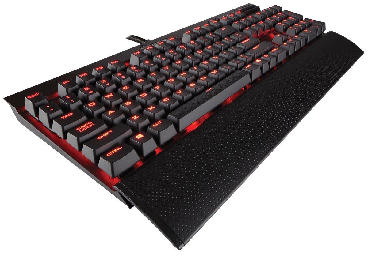 logitech g710 beleuchtete leise gaming tastatur