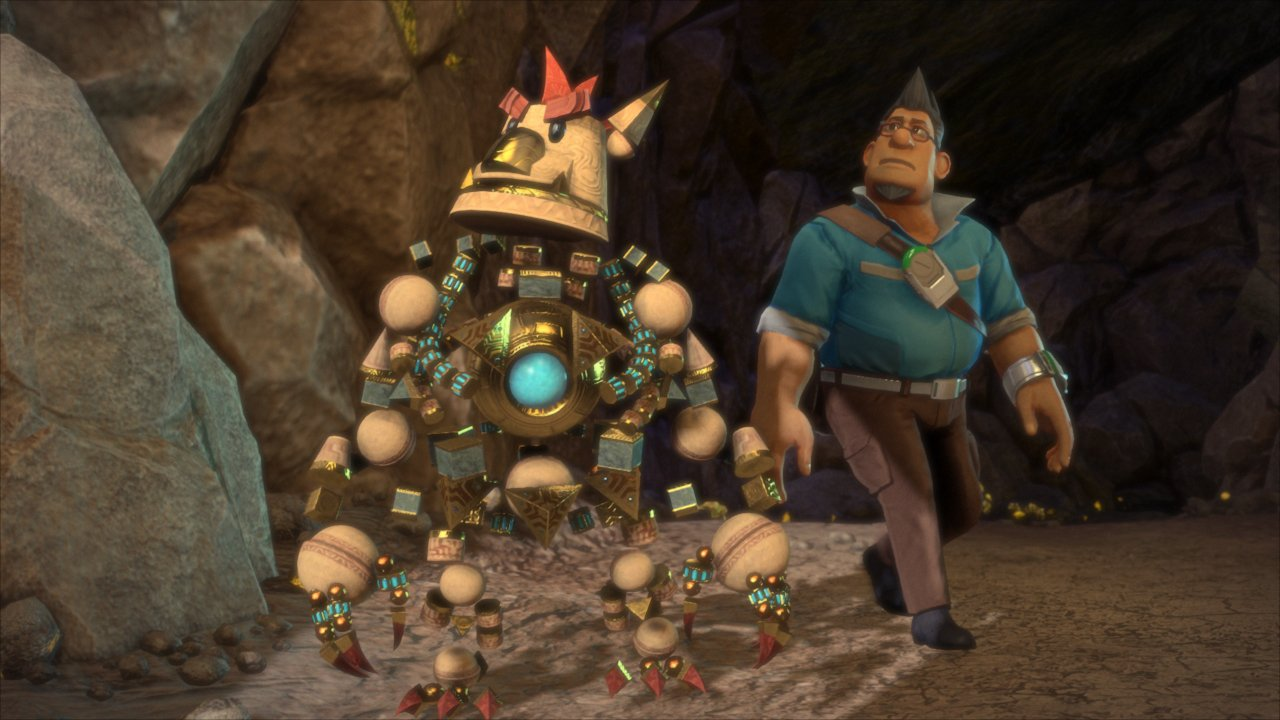 knack jump in run kinderspiel ps4