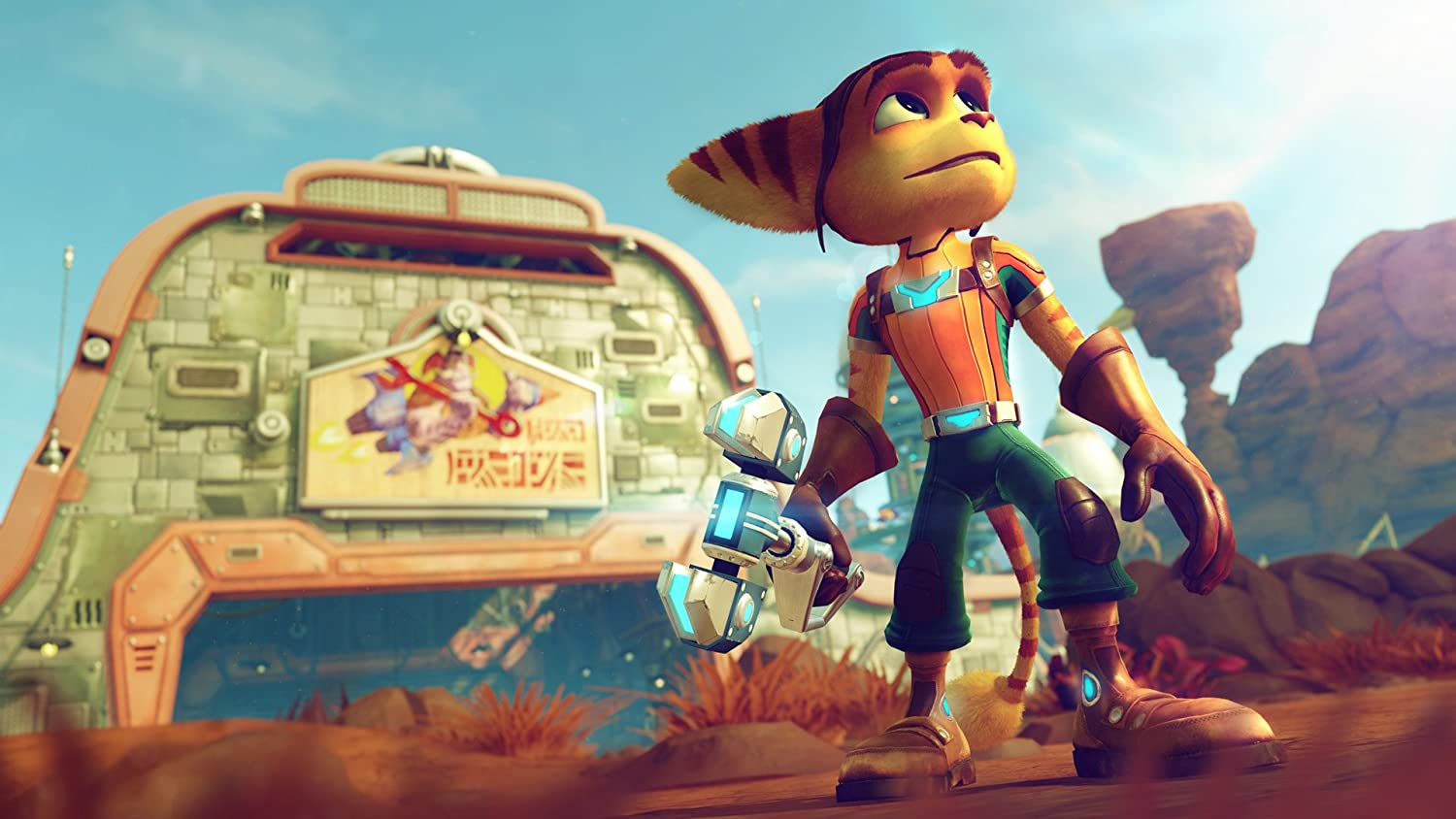 playstation 4 pro remake ratched und clank