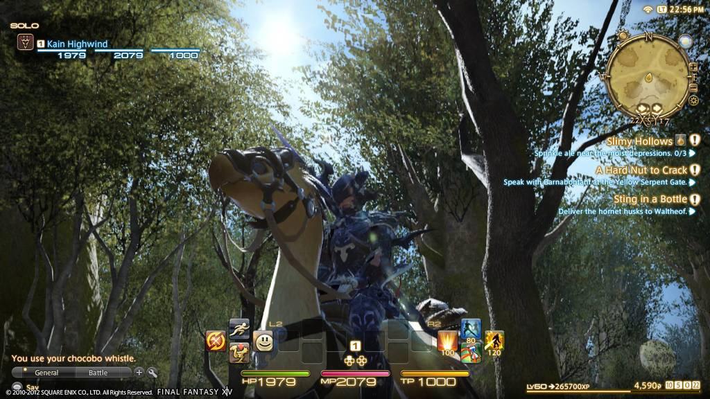 final fantasy x1v playstation pro hdr game
