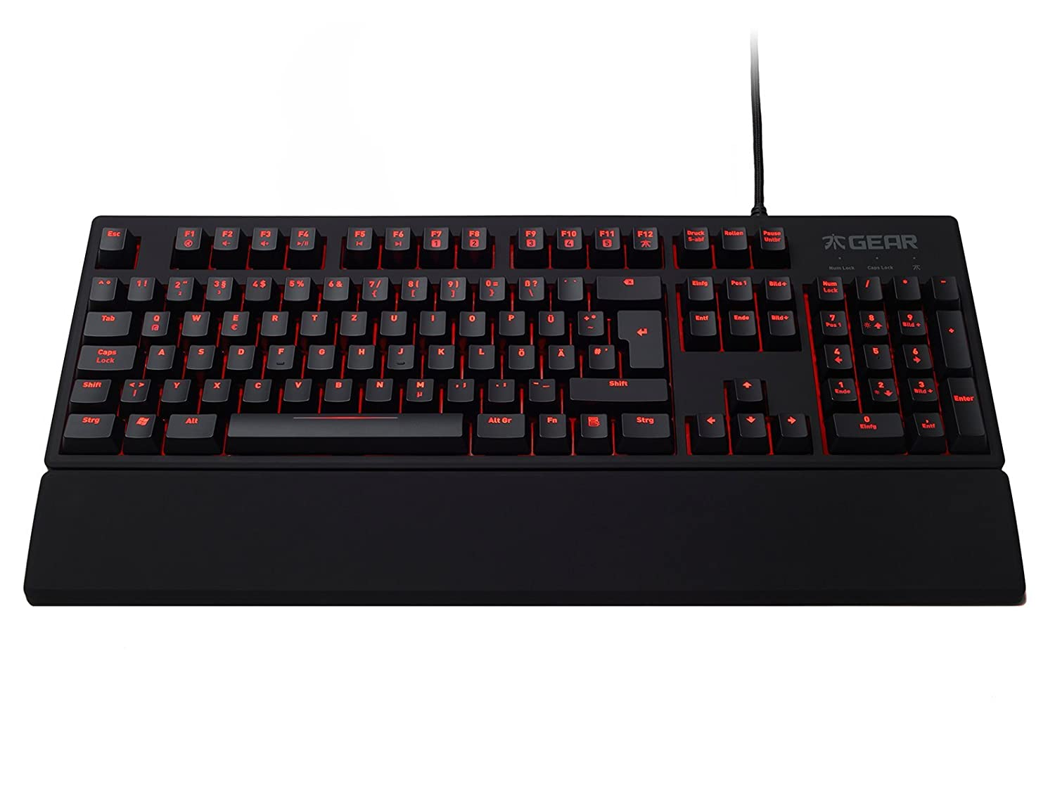 mechanische gaming tastatur unter 100 euro cherry switch