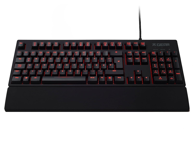 mechanische gaming tastatur unter 100 euro cherry switch