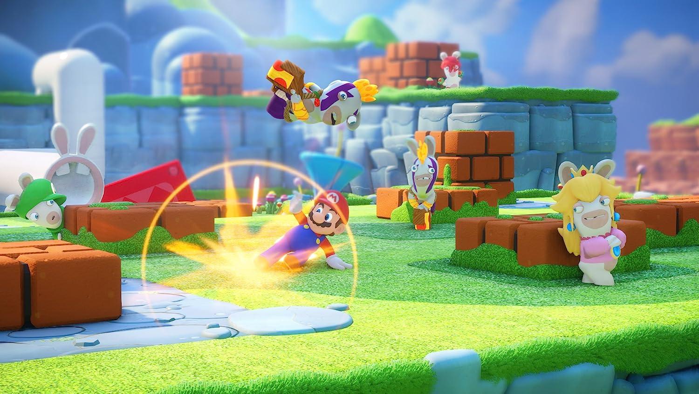 die besten switch spiele Mario