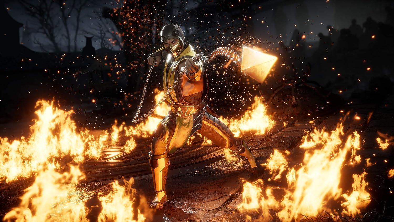 mortal combat 11 switch spiel