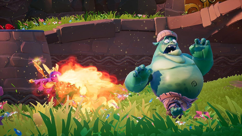ps4 spiel Spyro Reignited Trilogy für kinder usk6