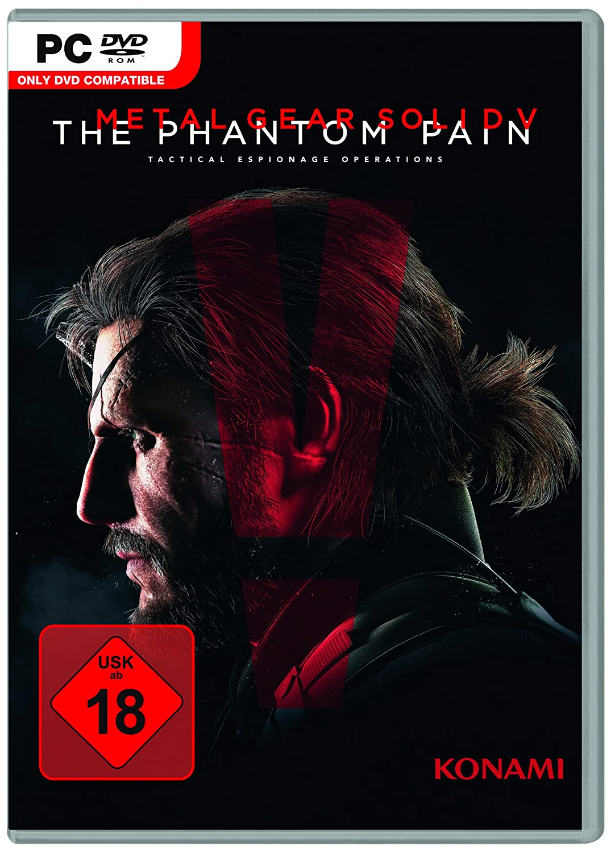 Metal Gear Solid V: The Phantom Pain - [PC]