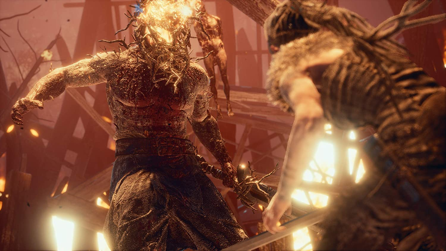 Hellblade Senua's Sacrifice - [PlayStation 4]