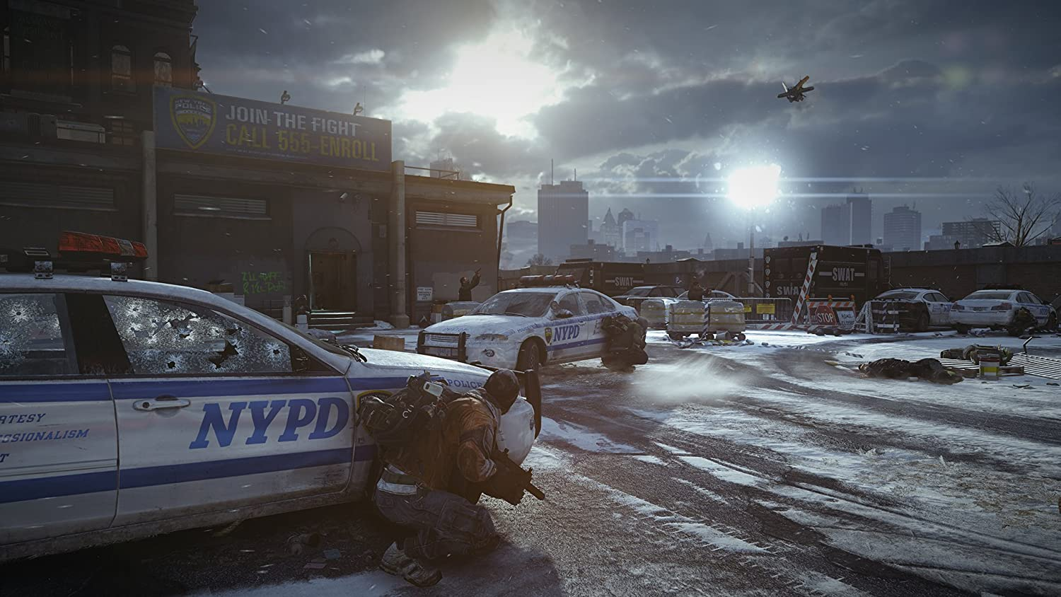 tom clancy the division shooter ps4 pro