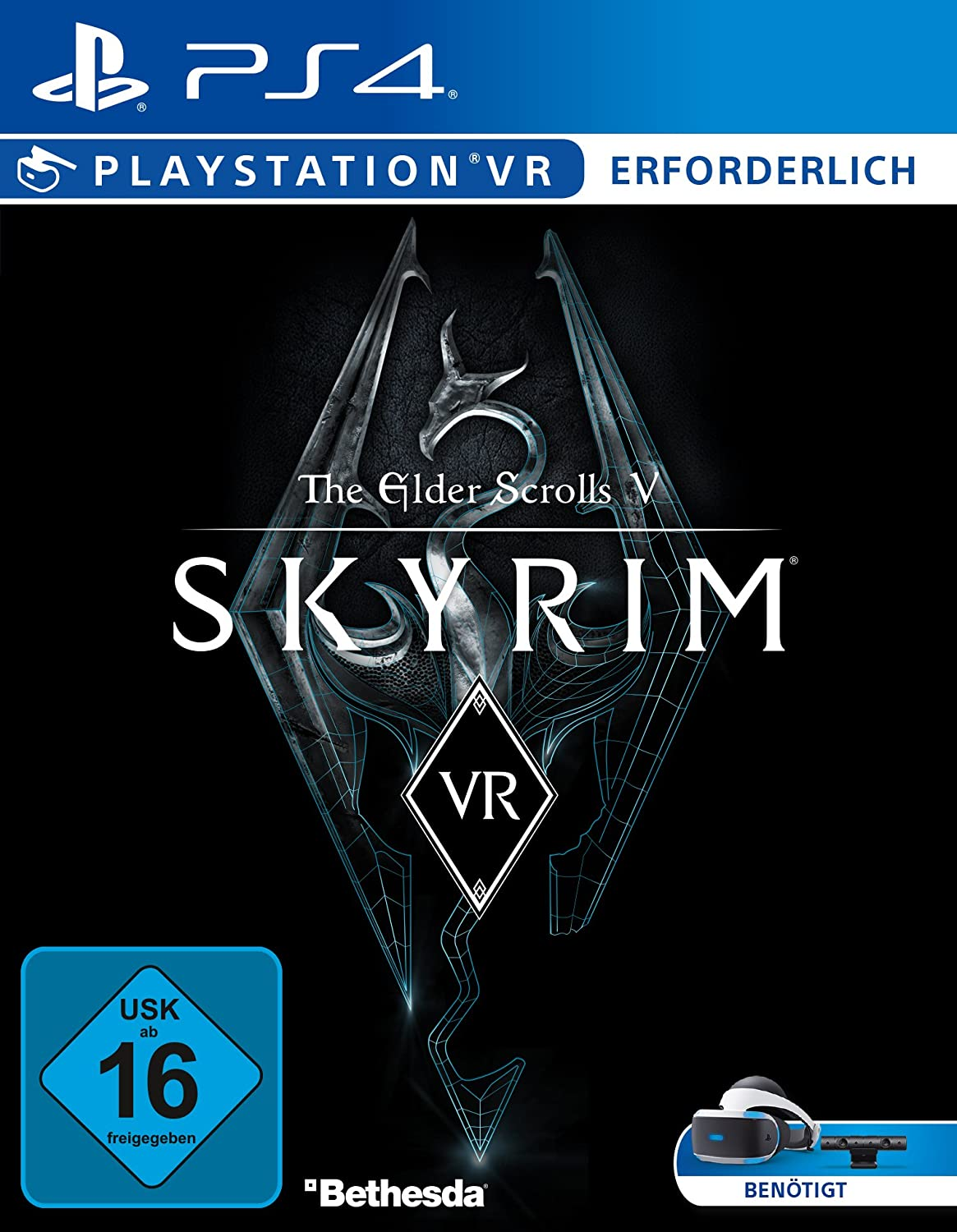 Skyrim  - Virtual Reality  Edition - [PlayStation 4]