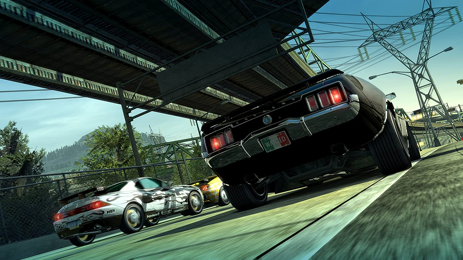 ps4 burnout paradise