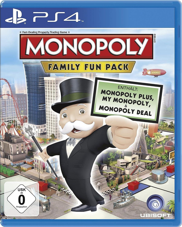 playstation 4 spiele ohne altersbeschränkung monopoly