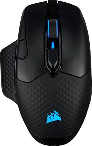 gaming maus corsair dark core