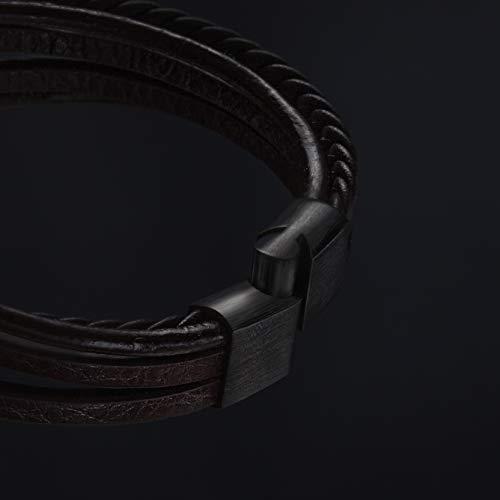 geschenk zum jahrestag für freund lederarmband