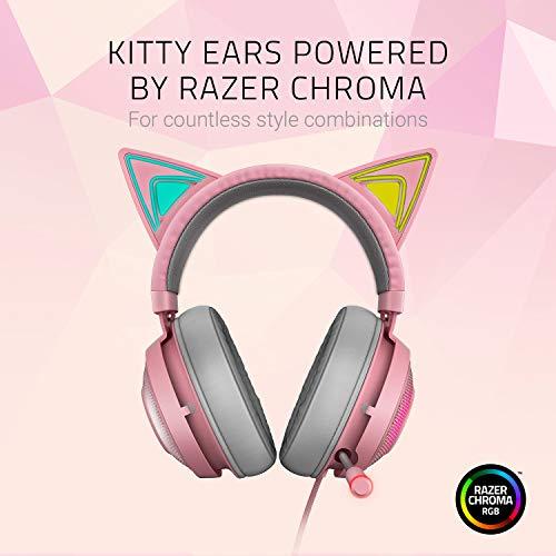axent wear ear headphones katzenheadset