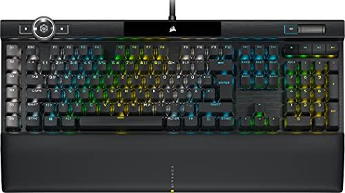 mechanische tastatur mit display
