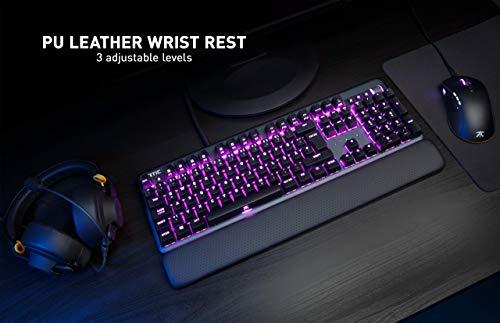 leise mechanische tastatur zum zocken