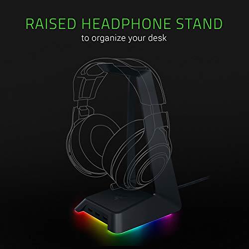 razer chroma headset ständer