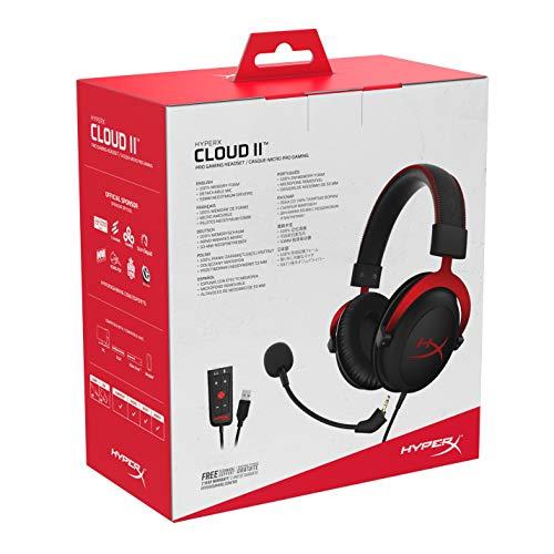 hyper x cloud ps4 headset