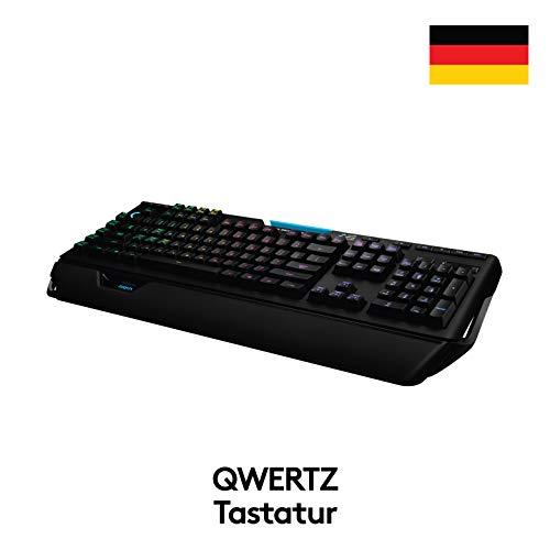 leise mechanische tastatur logitech beleuchtung