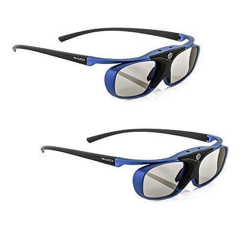 3d brillen unterschiede