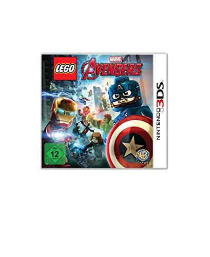 LEGO Marvel Avengers - [3DS]