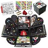 int!rend Explosionsbox I Geschenk DIY Foto Box Set I 5 Themen...