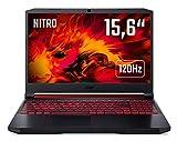 Acer Nitro 5 (AN515-54-55UY) 39,6 cm (15,6 Zoll Full-HD IPS 120...