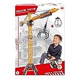 Dickie Toys 203462412 - Mega Crane, kabelgesteuerter Kran, 120 cm...