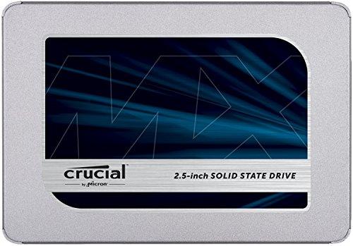 Crucial MX500 1TB CT1000MX500SSD1-bis zu 560 MB/s (3D NAND, SATA,...