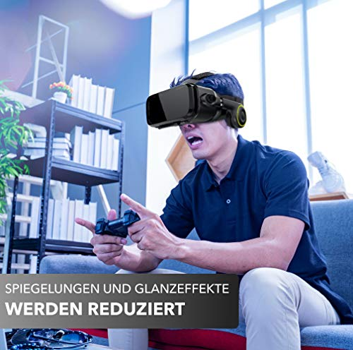 virtual reality vr headset