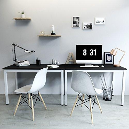 computertisch mit höhenverstellbaren füßen