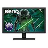 BenQ GL2780 68,5 cm (27 Zoll) Gaming Monitor (Full HD, 1 ms,...