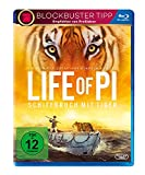 Life of Pi - Schiffbruch mit Tiger [Blu-ray]