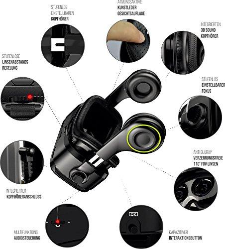 hi-shock x4 vr brille