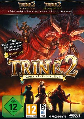 playstation 4 konsolen 3d spiel trine