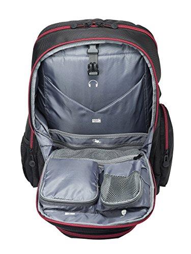 rucksack 17 zoll 19 zoll laptop zocken