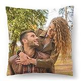 Personalisiertes FOTOGESCHENK mit eigenem Foto (45 x 45 cm)...