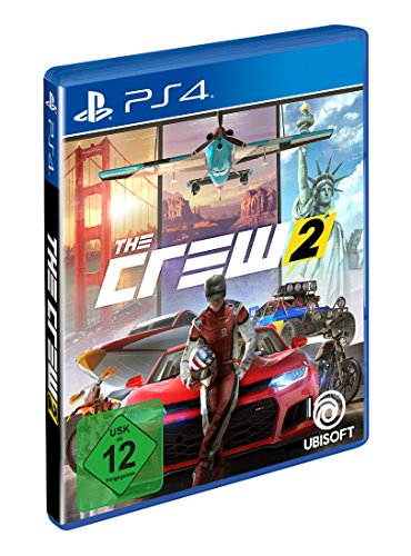 the crew 2 racing game