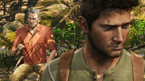 3d spiele playstation 3 uncharted