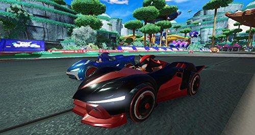 team sonic racing test