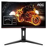 AOC Gaming C24G1 59,9 cm (23,6 Zoll) Curved Monitor (FHD, HDMI,...