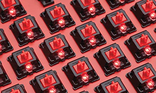 leise mechanische gaming tastatur