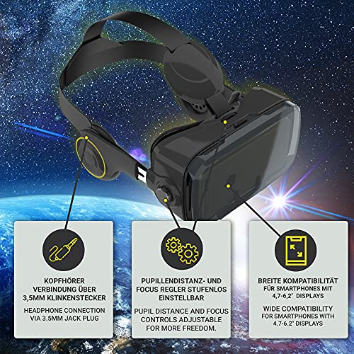 virtual reality vr headset