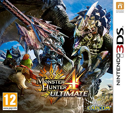 monster hunter 3ds 4