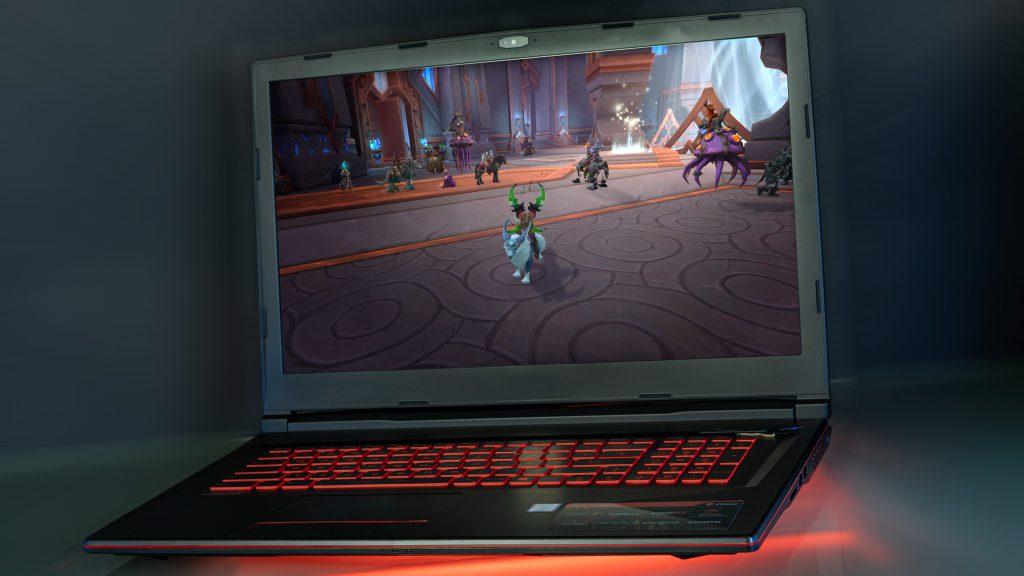 Laptop-für-World-of-Warcraft